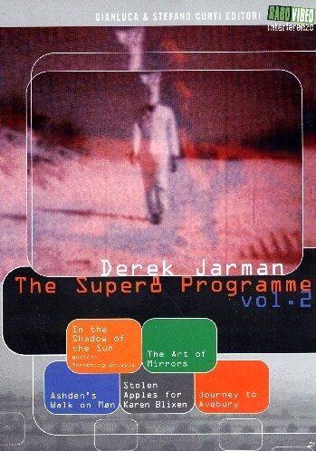Derek Jarman - The Super 8 Films - Vol. 2 ( In the Shadow of the Sun / The Art of Mirrors / Ashden's Walk on Møn / Stolen Apples for Karen Blixen / A Jour [ NON-USA FORMAT, PAL, Reg.0 Import - Italy ]