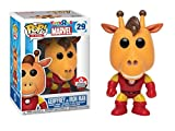 Pop Vinyl Ad Icons Geoffrey as Iron Man #29 (Canadian Convention Exclusive)