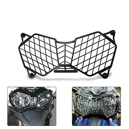 LTGJJ Motorrad Scheinwerfer Mesh Grille Cover Mask Schutzfolie for Triumph Tiger 800 2010-2017 & Explorer 1200 12-17 Protector