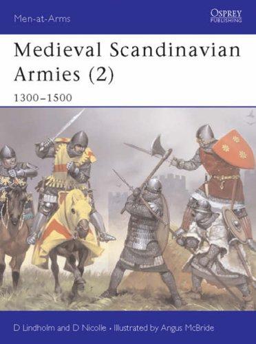 Price comparison product image Medieval Scandinavian Armies (2): 1300-1500: 1300-1500 v. 2 (Men-at-Arms)