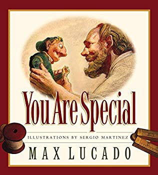 You Are Special  Board Book   Volume 1   Max Lucado s Wemmicks 1