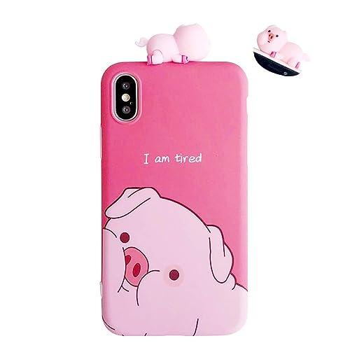 Iphone 7 Plus Pig Case Amazon Com