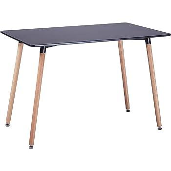 Dorafair Oval Dining Table White Kitchen Table For 4 6 Chairs Scandinavian Dining Room Table Coffee Table Medium Density Fibreboard Mdf White Amazon De Kuche Haushalt