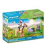 Playmobil 70514 Juguete Pony Icelandic