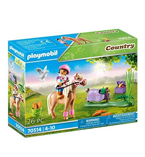 PLAYMOBIL Country 70514 Islandder: Poni