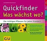 Quickfinder Was wächst wo? (Pflanzenpraxis)