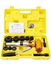 Yiyiby - Perforadora hidráulica de chapa de acero para herramientas 6 de 22,5-60,8 mm