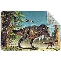 エリアラグ軽量 恐竜 フロアマットソフトカーペットチホームリビングダイニングルームベッドルーム