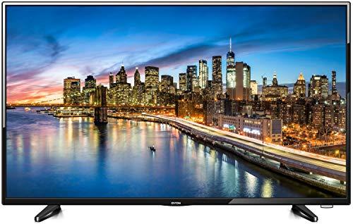 DYON Live 40 Pro-X 101,6 cm (40 Zoll) Fernseher (Full-HD, Triple Tuner (DVB-C/-S2/-T2), Hotelmodus, USB-Media Player)