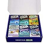 Golia Winter Box, Confezione Speciale da 12 Astucci di Caramelle Golia, Activ Plus, Activ ...