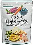 フジサワ 国産 犬用 ミックス野菜チップス 70g×10袋セット
