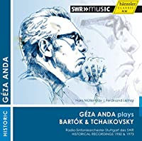GEZA ANDA PLAYS BARTOK