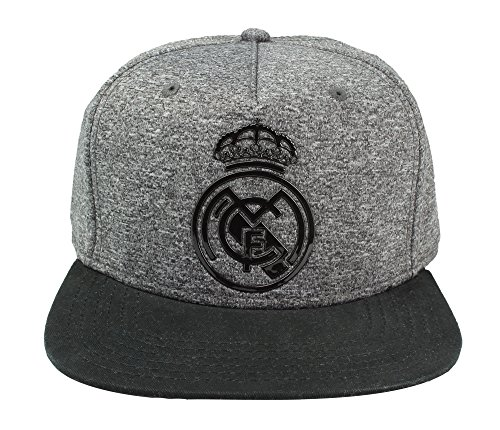 REAL MADRID GORRA TRIBU Nº 16 GRIS