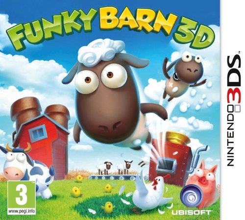 Funky Barn 3D [At PEGI] [Importación Alemana]