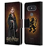 Head Case Designs Officiel Harry Potter Ginny Weasley Chamber of Secrets IV Coque en Cuir à...