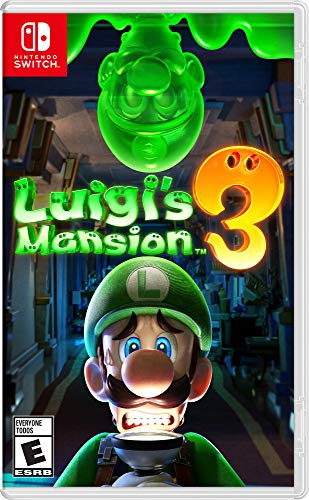 Luigi's Mansion 3 Standard Edition for Nintendo Switch [USA]