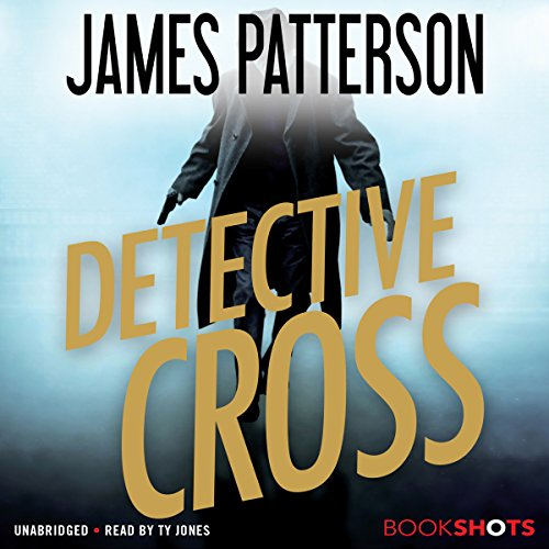 Detective Cross audiobook cover art