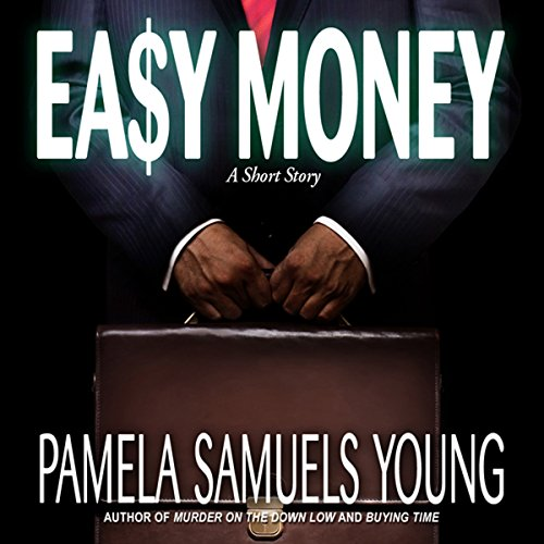 Easy Money audiobook cover art