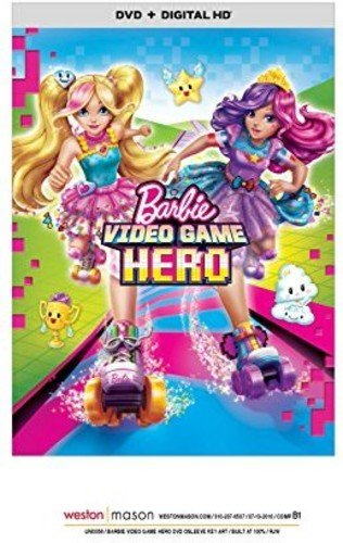 BARBIE:VIDEOGAME DVD