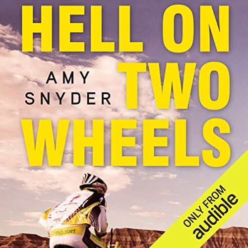 Hell on Two Wheels audiobook cover art