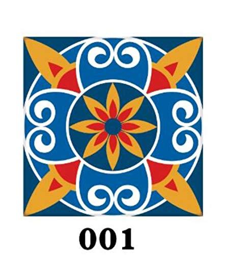 DAN 15 pz/Set Piastrelle per Pavimenti Adesivi murali diagonali Scrivania Armadio Decorazione Arte Murale Bagno Linea di Cintura Adesivi murali in PVC, DP001,12X12cmX15 PZ