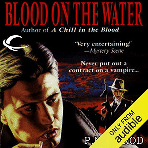 Couverture de Blood on the Water