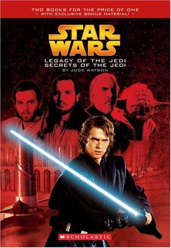 Star Wars: Legacy of the Jedi / Secrets of the Jedi - Bind-Up
