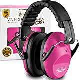 Vanderfields Earmuffs for Kids - Hearing Protection Muffs for...