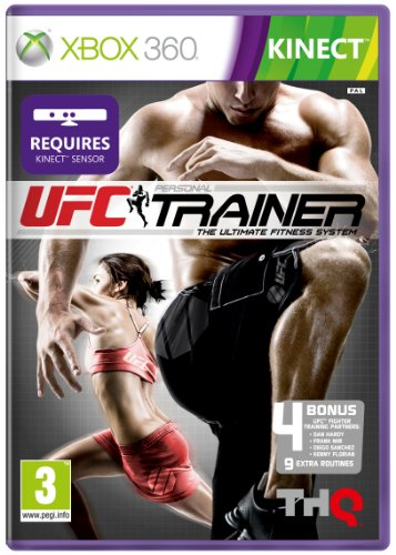[UK-Import]Kinect UFC Personal Trainer Game XBOX 360