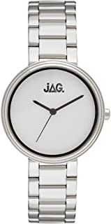 JAG Women's J2090A Year-Round Analog Quartz Silver Watch