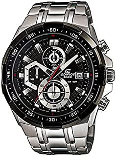 Casio Men's Dial Stainless Steel Band Watch - EFR-539D-1AVUDF, Analog
