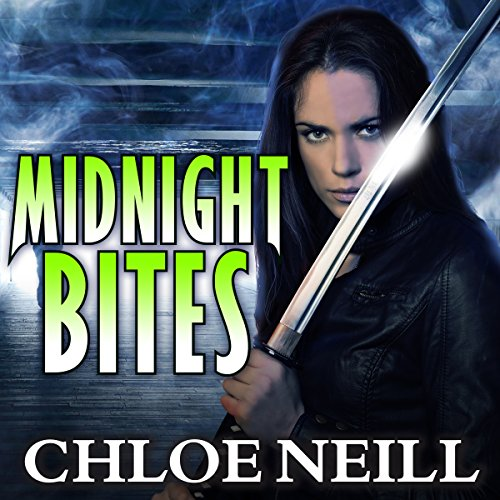 Midnight Bites audiobook cover art