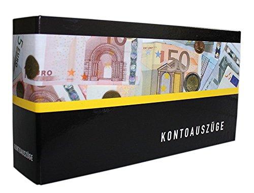 Idena 303598 - Bankordner, DIN lang mit Aufdruck
