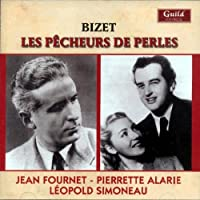 Pearl Fishers by G. Bizet (2011-11-08)
