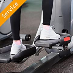 Assembly of 1 customer-supplied elliptical per product instructions Product should be in the room where it is to be assembled before provider arrives. Moving product after assembly is not included Cleanup work area. Take packaging to customer's bins ...