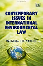 Contemporary Issues in International Environmental Law