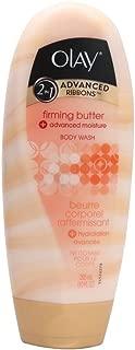 Olay Body Wash Plus Body Butter Ribbons Women Body Wash, (1) Bottle 10 Ounce