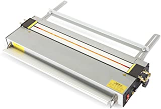 US STOCK 51inch Acrylic Sheets Plastic Bender Heater Light box PVC Bending Machine Heater Tool for Showcase/Display Case,Plexiglass Infrared Ray Calibration, Angle and Length Adjuster 220V