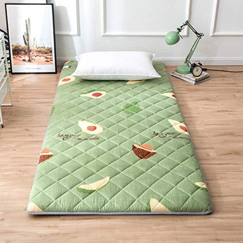 Schlafbodenmatte Japanische Futon-Matratze Traditionelle faltbare...