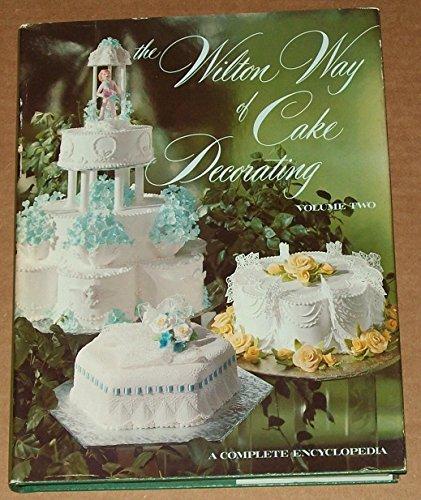 Wilton Way of Cake Decorating: 002