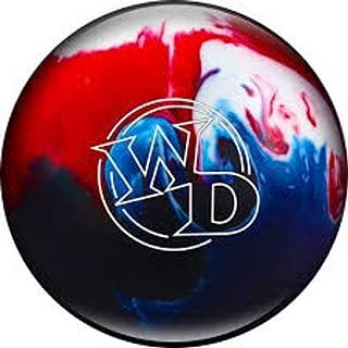 Columbia 300 White Dot Bowling Ball, Patriot Sparkle, 15 lb