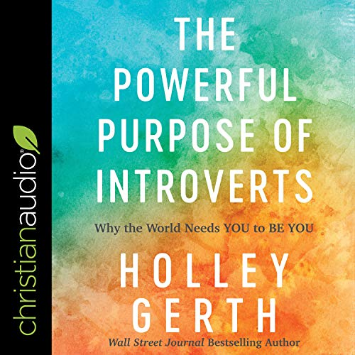 The Powerful Purpose of Introverts cover art