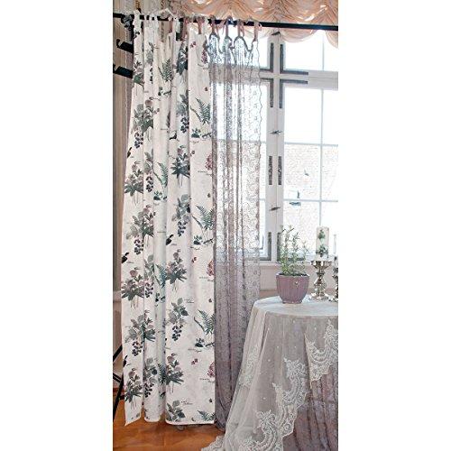 Lene Bjerre Gardine Curtain Mauve 140 x 250 cm