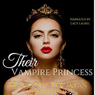 Their Vampire Princess: The Complete Series audiobook cover art