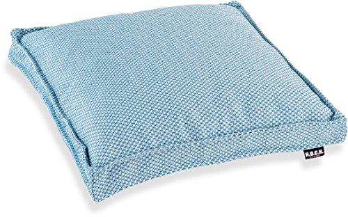 H.O.C.K. Gian Outdoor Kissen 40x40x5 cm blue No.66 colblo
