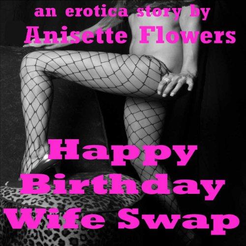 Happy Birthday Wife Swap audiobook cover art