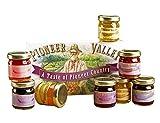 Pioneer Valley Souvenir Boxed Gourmet Jam & Jelly Sampler Gift Set