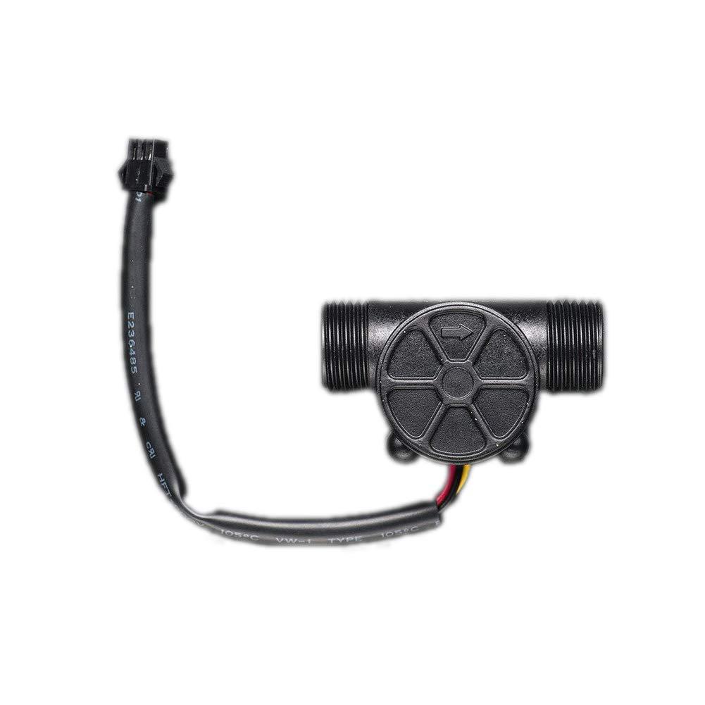 Uniquers Flowmeter Counter Plastic Threaded