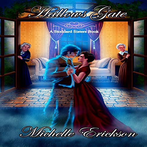 Hallows Gate audiobook cover art