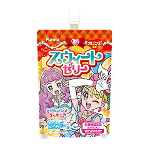 フルタ製菓 プリキュアスウィートゼリー 120g ×6袋